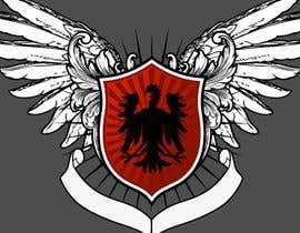 Nro 19 kilpailuun Design a Logo for Malaguti's Crest käyttäjältä ajbenz