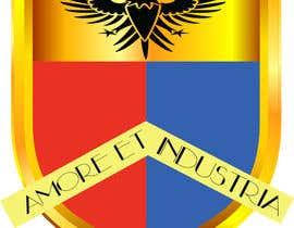 Nro 12 kilpailuun Design a Logo for Malaguti's Crest käyttäjältä desislavsl