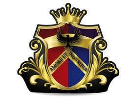 Nro 8 kilpailuun Design a Logo for Malaguti's Crest käyttäjältä blindemptiness