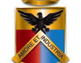Nro 20 kilpailuun Design a Logo for Malaguti's Crest käyttäjältä peshan