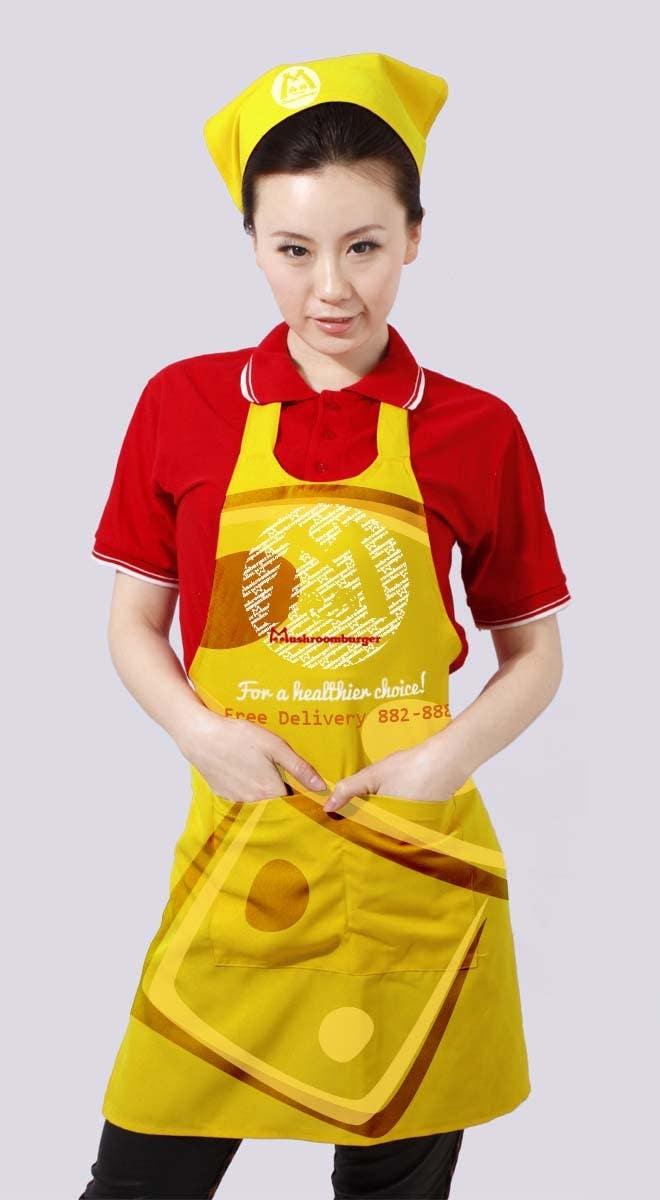 Penyertaan Peraduan #30 untuk T-shirt Design for Mushroomburger Phils., Inc.