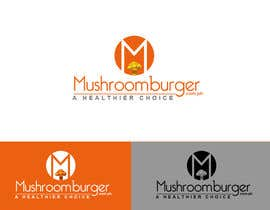 #24 untuk T-shirt Design for Mushroomburger Phils., Inc. oleh venug381