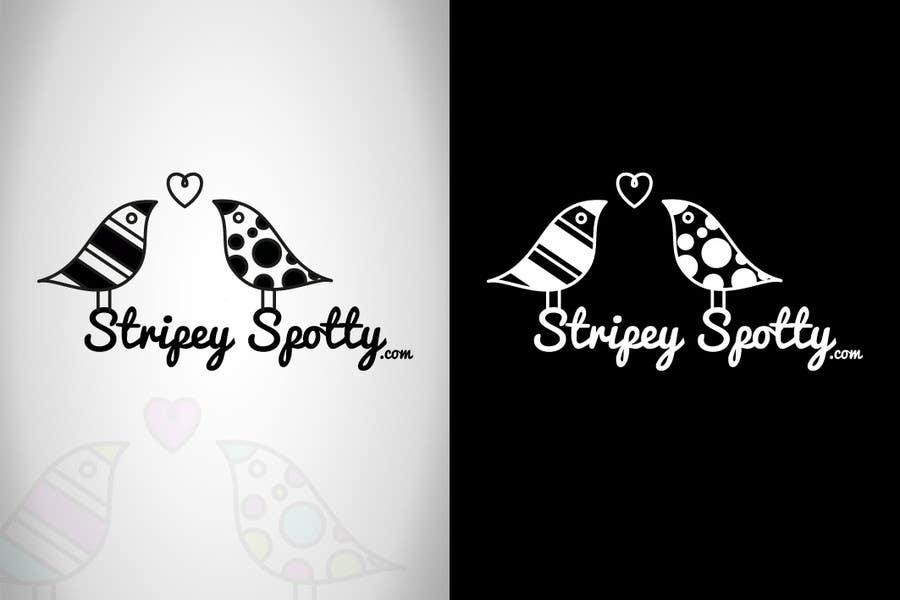 Inscrição nº                                         35                                      do Concurso para                                         Logo Design for StripeySpotty