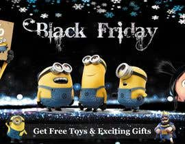#126 for Banners for Black Friday by kats2491
