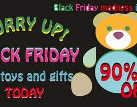 #127 for Banners for Black Friday by serhiyzemskov