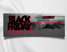 #123 for Banners for Black Friday by fatemalakhi12