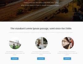 #8 for Landingpage for jobseekers af Maheshpatel107