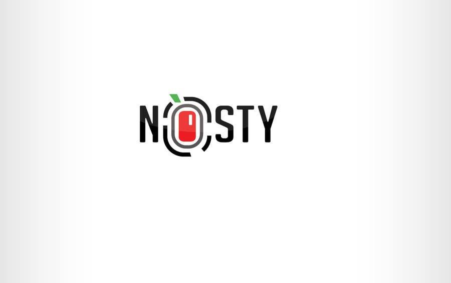 Penyertaan Peraduan #105 untuk Logo Design for Nòsty, Nòsty Krew, Nòsty Deejays, Nòsty Events, Nòsty Production, Nòsty Store
