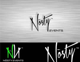 #60 untuk Logo Design for Nòsty, Nòsty Krew, Nòsty Deejays, Nòsty Events, Nòsty Production, Nòsty Store oleh JoeMista
