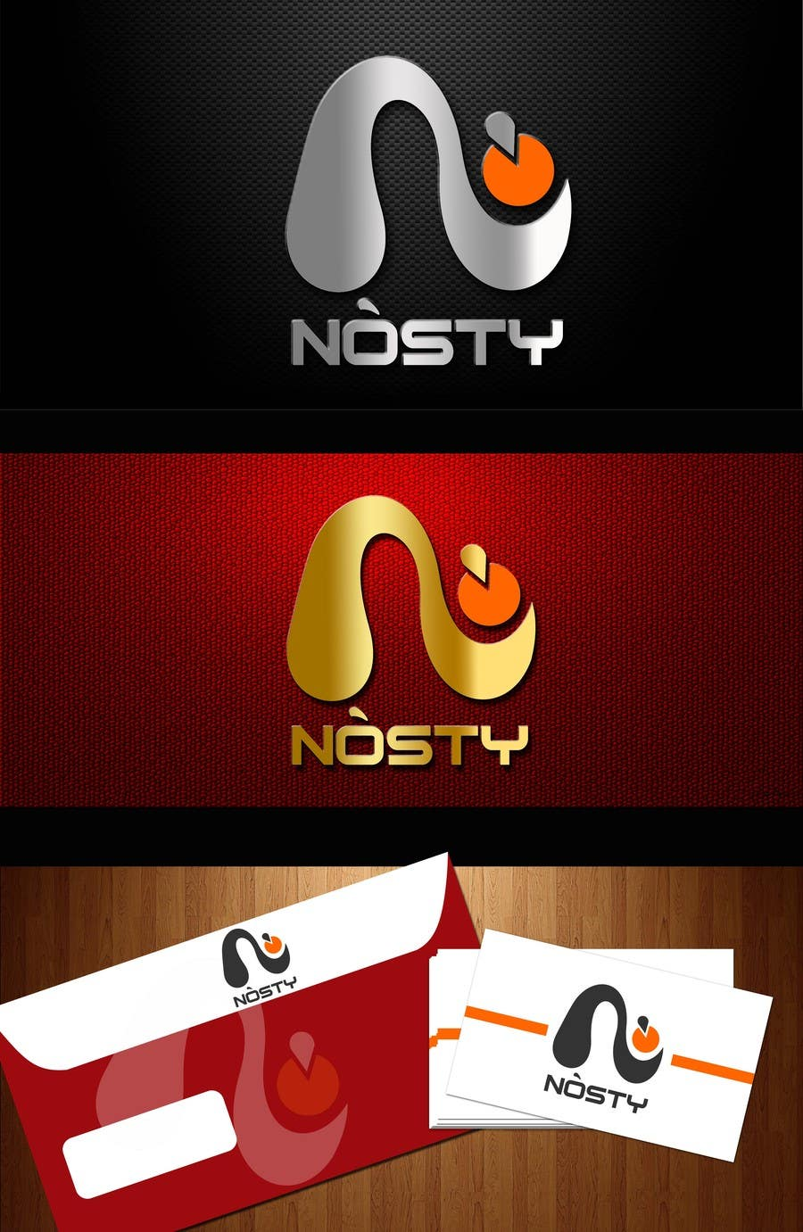 Inscrição nº 161 do Concurso para Logo Design for Nòsty, Nòsty Krew, Nòsty Deejays, Nòsty Events, Nòsty Production, Nòsty Store