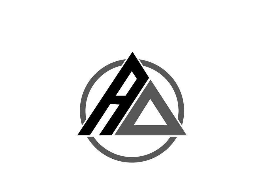 entry 215 by santamoni7864 for design a 2 letter logo for a