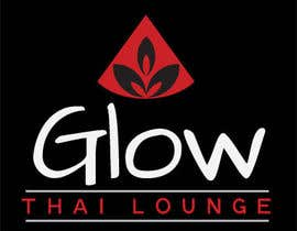nº 43 pour Logo Design for Glow Thai Lounge par JessicaWicks