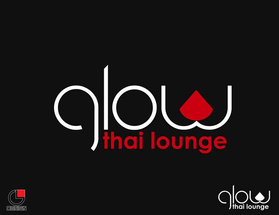 Конкурсная заявка №402 для Logo Design for Glow Thai Lounge