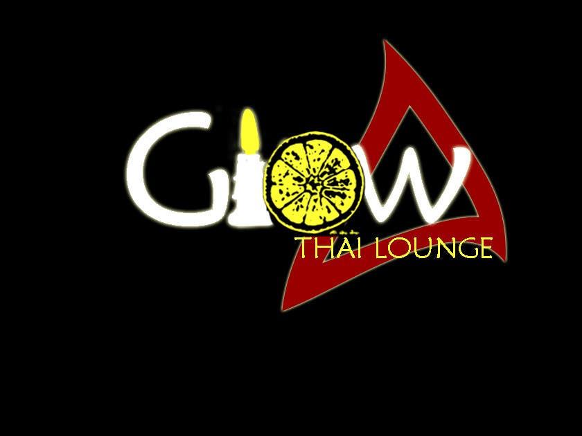 Bài tham dự cuộc thi #262 cho Logo Design for Glow Thai Lounge