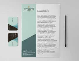 #42 for Stationary Design - City Lofts by LenarF