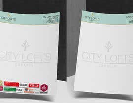 #38 for Stationary Design - City Lofts by GaziJamil