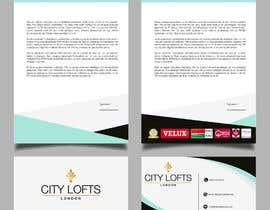 #19 for Stationary Design - City Lofts by giuliachicco92