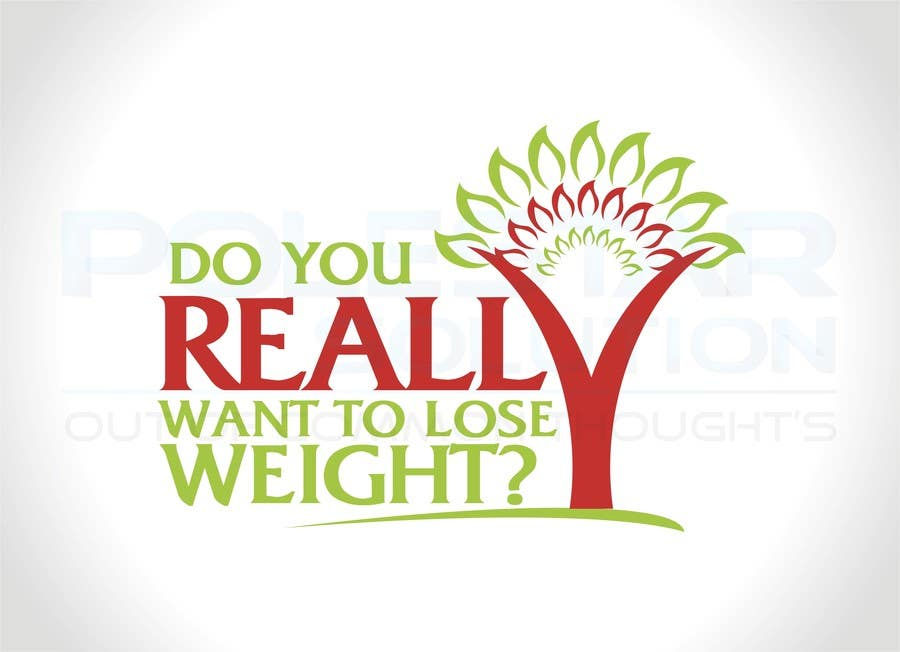 Konkurrenceindlæg #197 for Logo Design for Do You Really Want To Lose Weight?
