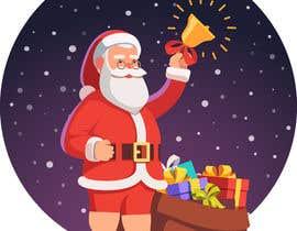 #1 para Santa in overboots for facebook ad. por Mahmoudgetar