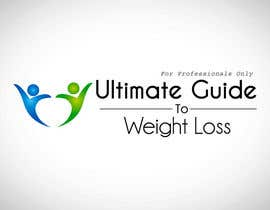nº 348 pour Logo Design for Ultimate Guide To Weight Loss: For Professionals Only par logomaster055