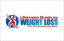 Graphic Design Kilpailutyö #393 kilpailuun Logo Design for Ultimate Guide To Weight Loss: For Professionals Only