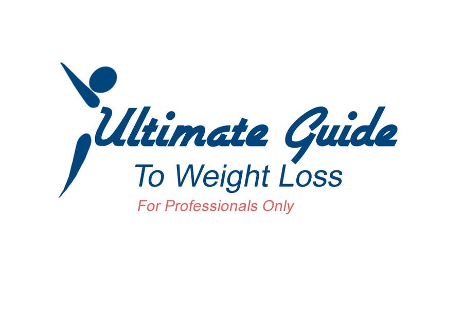 Inscrição nº 372 do Concurso para Logo Design for Ultimate Guide To Weight Loss: For Professionals Only
