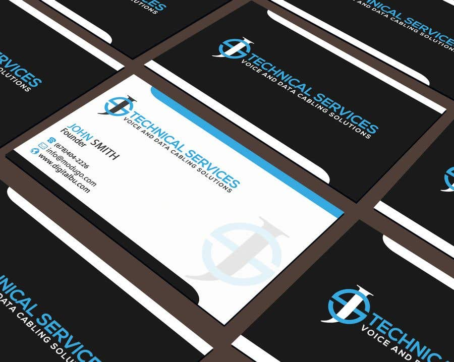 Entry #11 by debopriyo88 for Design some Business Cards & Brochure ...