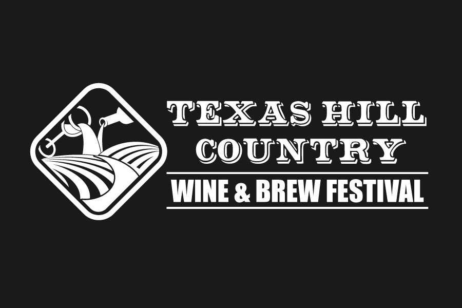 Bài tham dự cuộc thi #70 cho Logo Design for Texas Hill Country Wine & Brew Fest