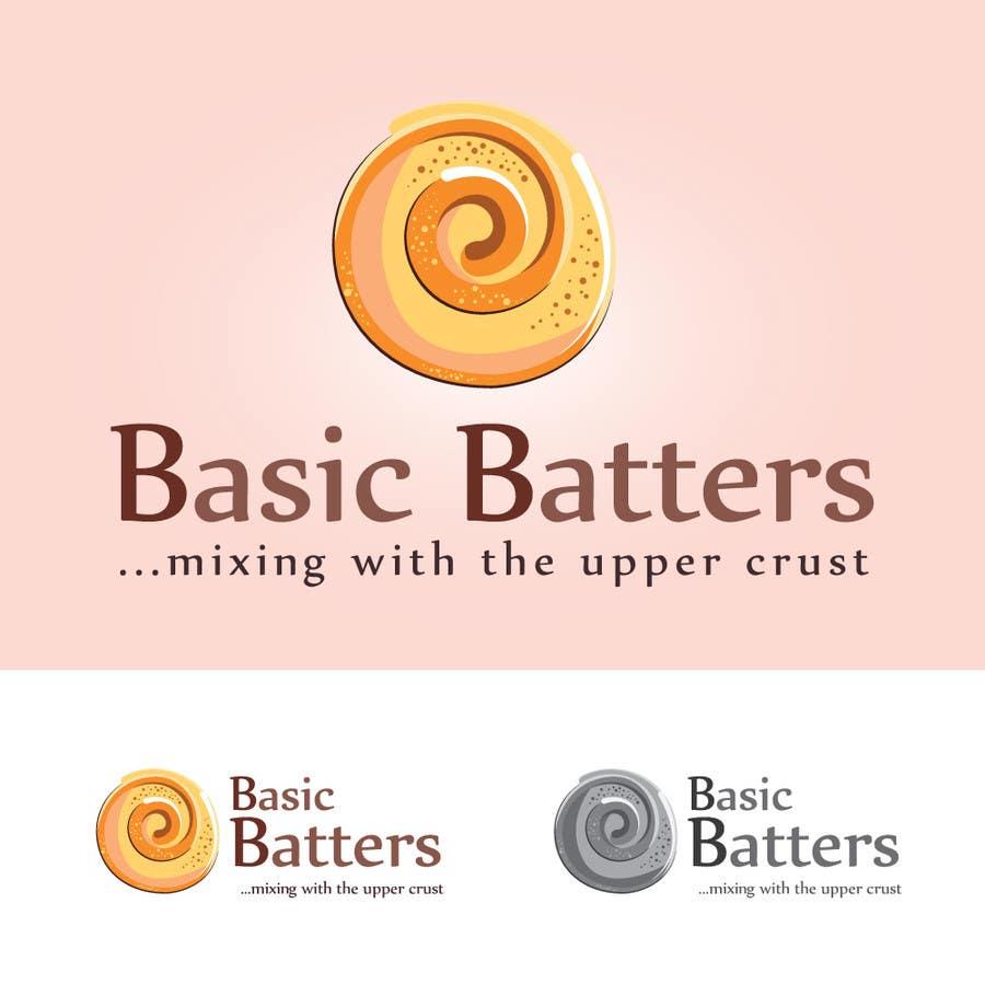 Inscrição nº 12 do Concurso para Logo Design for Basic Batters
