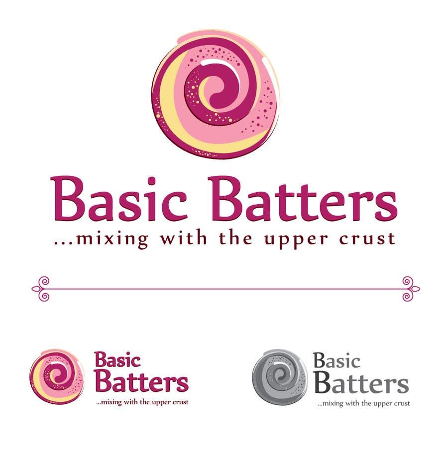 Proposition n°                                        34                                      du concours                                         Logo Design for Basic Batters