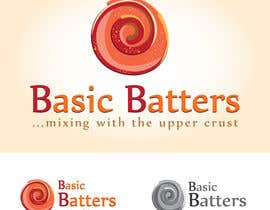 #29 para Logo Design for Basic Batters por maximarya