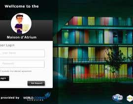#16 cho Captive portal Wi-Fi desing bởi rrtvirus