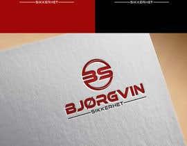 EagleDesiznss tarafından Desgin a logo for Bjørgvin Sikkerhet AS için no 67