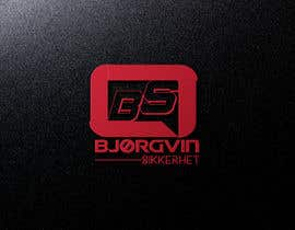activedesigner30 tarafından Desgin a logo for Bjørgvin Sikkerhet AS için no 70
