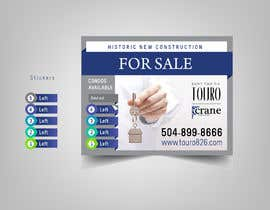 #177 for BIG CONSTRUCTION/REAL ESTATE SIGN by ARTworker00