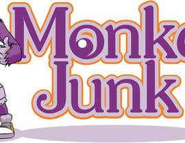 #69 para Logo Design for Monkey Junk por danijel022