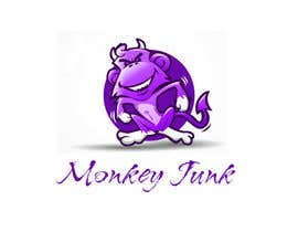 #52 para Logo Design for Monkey Junk por amantheghost