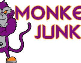#17 cho Logo Design for Monkey Junk bởi Pete222