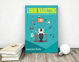 #41 for Create a Front Book Cover Image about Book Marketing by SonarDim