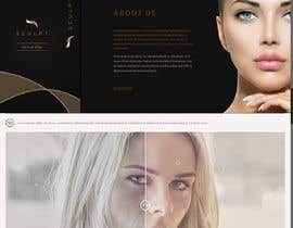 #10 for website for new brand called scuplt by webdesign4u2004