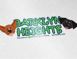 #31 for Design a Logo for Barklyn Heights Dog Daycare by donajolote