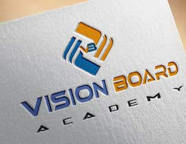 #1548 for Create Logo for my company Vision Board Academy av limamallik