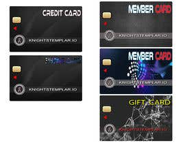 #17 for Design an awesome Gift Card, Credit Card, SIM Card for our Brand by Rimon04