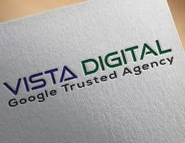 #7 for Design a Logo For Vista Digital Google Trusted Agency by shahidhossainsad