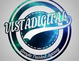 #25 for Design a Logo For Vista Digital Google Trusted Agency by dzansljivo