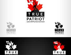 nº 134 pour Logo Design for True Patriot par oscarhawkins