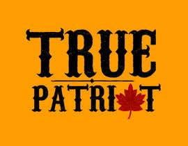 #46 para Logo Design for True Patriot por jwconnexion