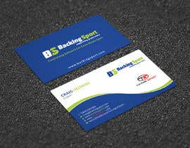 #47 for Business Card by R4960