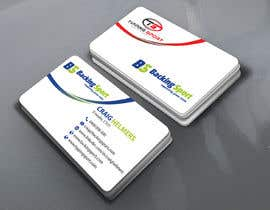 #339 za Business Card od kaowsar72