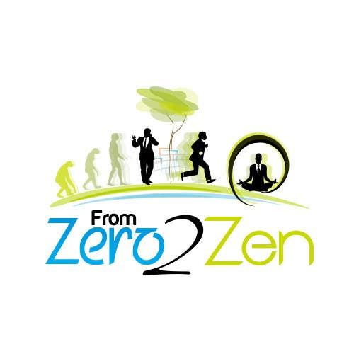 #108 for Illustration Design for From Zero to Zen by KreativeAgency